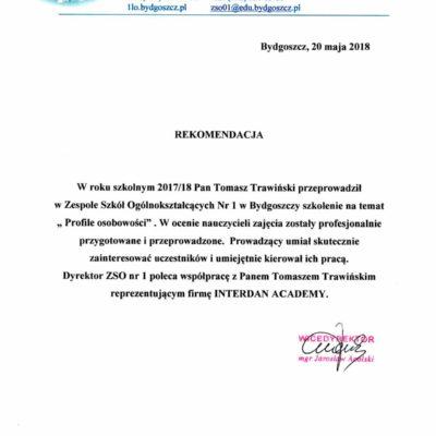Zespół Szkół Ogólnokształcących nr 1 w Bydgoszczy