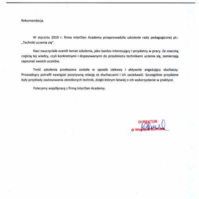 Zespół Szkół Ogólnokształcących nr 6 w Bydgoszczy
